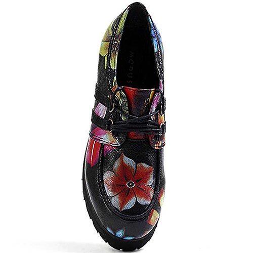 Женские слипоны Modus Vivendi с цветочным принтом, фото