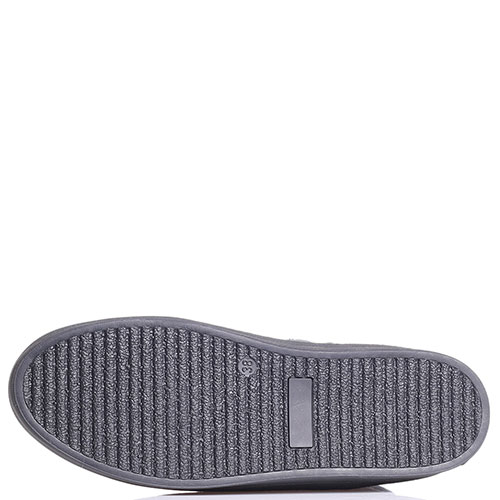 Зимние ботинки Tine's синего цвета, фото