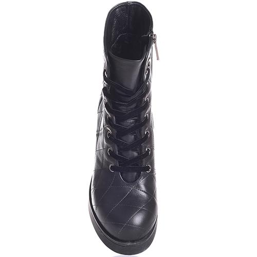 Ботинки Gianni Famoso на среднем каблуке, фото