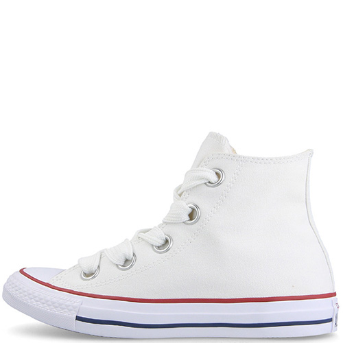 Кеды Converse Chuck Taylor All Star Big Eyelets Hi белого цвета , фото