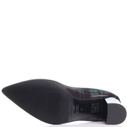 Туфли-лодочки Fabio Di Luna на среднем каблуке, фото