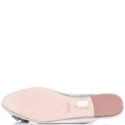 Туфли-слингбеки Status с острым носком, фото