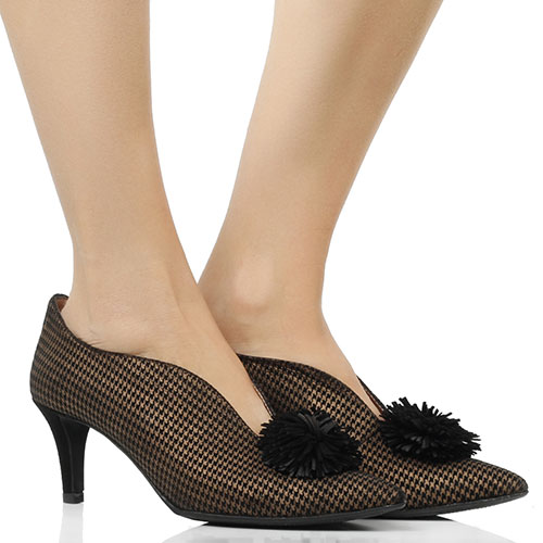 Туфли Status на шпильке с острым носком, фото