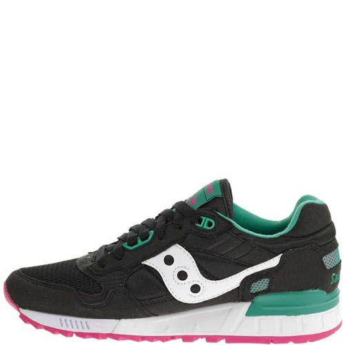Кроссовки Saucony Shadow 5000 Black, фото