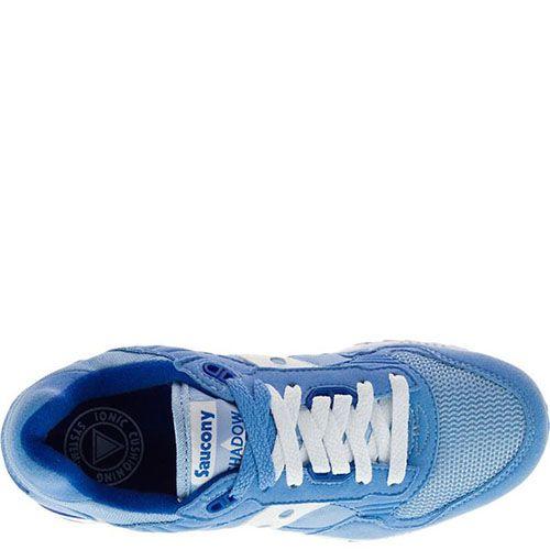 Кроссовки Saucony Shadow 5000 Light Blue, фото