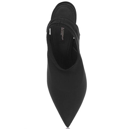 Туфли-слингбеки Dolce&Gabbana с острым носком, фото