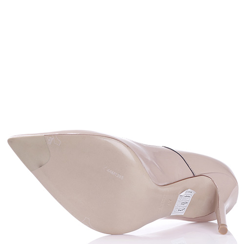 Туфли-лодочки Roberto Festa бежевого цвета, фото