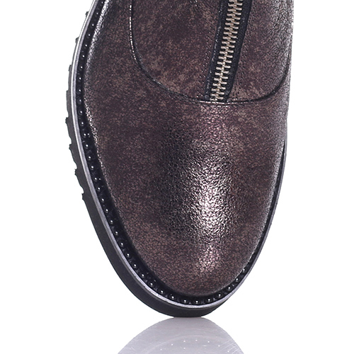 Ботинки Luca Grossi на толстой подошве, фото