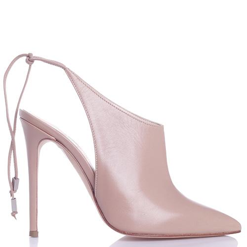 Туфли-слингбэки Chantal на высокой шпильке, фото