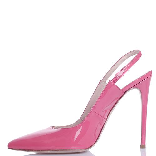 Лаковые туфли Chantal с острым носком, фото