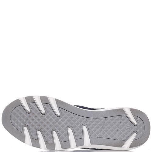 Серые кроссовки Tommaso Marino с принтом, фото