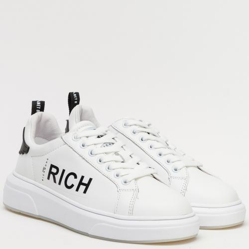 Кеды John Richmond белого цвета, фото