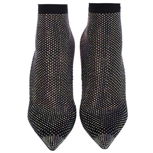 Туфли Le Silla с декором в черном цвете, фото