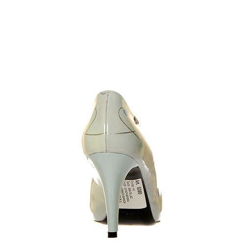 Туфли Marino Fabiani из натуральной кожи с открытым носочком, фото