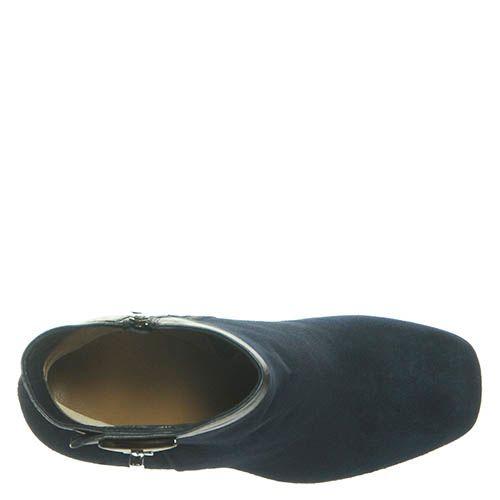 Замшевые ботинки Marino Fabiani зеленого цвета, фото