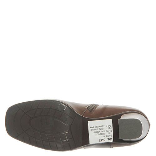 Ботинки Marino Fabiani из кожи коричневого цвета, фото