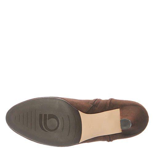 Демисезонные замшевые ботинки Giorgio Fabiani коричневого цвета, фото