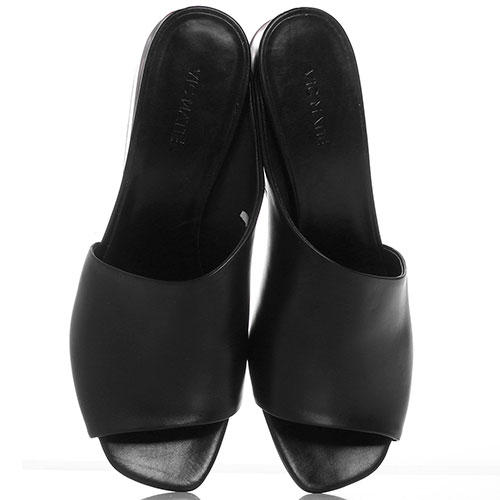 Мюли Vic Matie на необычном каблуке, фото