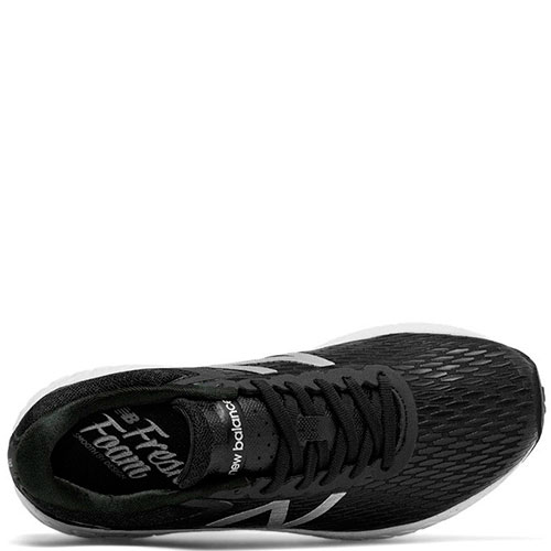 Черные беговые кроссовки New Balance Bora Performance Running Fresh Foam, фото