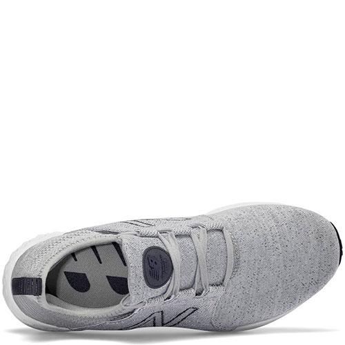 Беговые кроссовки New Balance 1500 серого цвета, фото