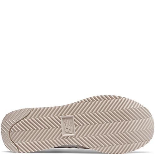 Кроссовки New Balance 220 белые с бежевым, фото