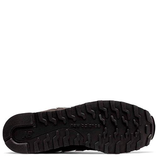 Коричневые кроссовки New Balance 373 с тиснением, фото