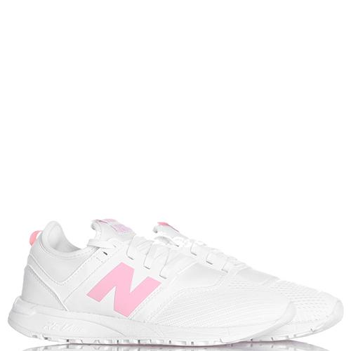 Кроссовки New Balance 247v1 белого цвета, фото