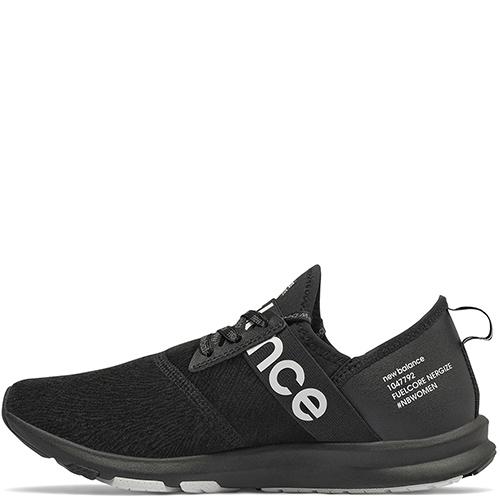 Текстильные кроссовки New Balance Nergize черного цвета, фото