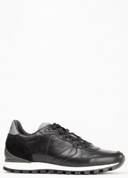 Кроссовки Bogner черного цвета, фото