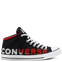 Кеды с лого Converse Chuck Taylor All Star High Street, фото