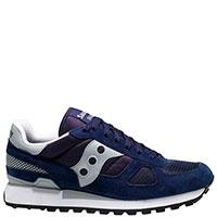 в шоуруме. Saucony. Мужские кроссовки Saucony Shadow Original темно-синего  цвета f3a718b12645c