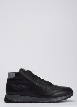 Зимние ботинки Dino Bigioni из натуральной кожи, фото
