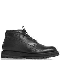 Ботинки Butteri с боковой молнией черного цвета, фото