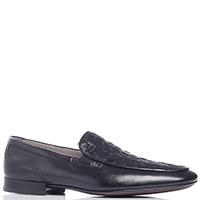 Черные туфли Aldo Brue с эффектом плетеной кожи, фото