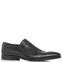 Мужские туфли Aldo Brue с тиснением кроко, фото