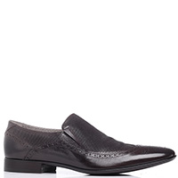 Туфли-броги Aldo Brue из кожи коричневого цвета, фото