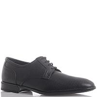 Перфорированные туфли Dino Bigioni черного цвета, фото