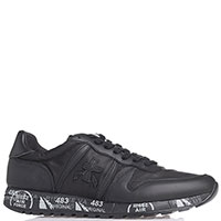 Мужские кроссовки Premiata черного цвета, фото