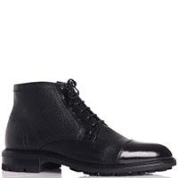 Зимние ботинки Mario Bruni с гладким носком, фото