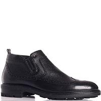 Ботинки-броги Mario Bruni на молнии, фото