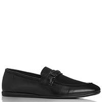 Черные туфли Roberto Serpentini из гладкой кожи, фото