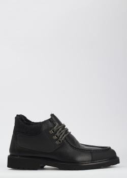 Мужские ботинки Camerlengo на меху, фото