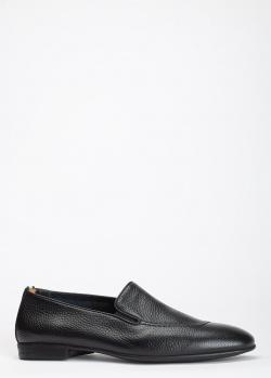 Мужские лоферы Pakerson черного цвета, фото