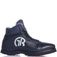 Мужские ботинки Gianfranco Butteri на меху, фото