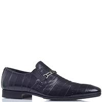 Черные туфли Giovanni Ciccioli с металлическим декором, фото