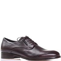 Туфли-дерби Mario Bruni коричневого цвета, фото