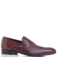 Коричневые туфли Mario Bruni с острым носком, фото