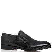 Черные туфли Mario Bruni без шнуровки, фото
