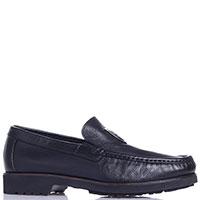 Черные туфли Mario Bruni с эмблемой, фото