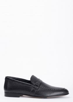Туфли-лоферы Mario Bruni из гладкой кожи, фото